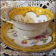 Yellow Teacup