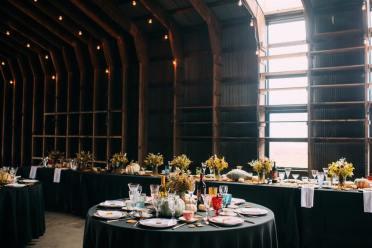 Bluestem Hall Wedding 1